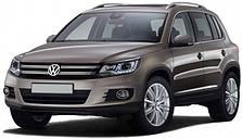 Защита двигателя на Volkswagen Tiguan (2007-2015)