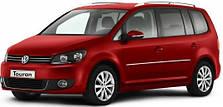 Защита двигателя на Volkswagen Touran (c 2015--)