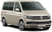 Защита двигателя на Volkswagen T-6 (с 2010---)