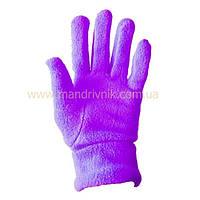 Перчатки Sam флис женские