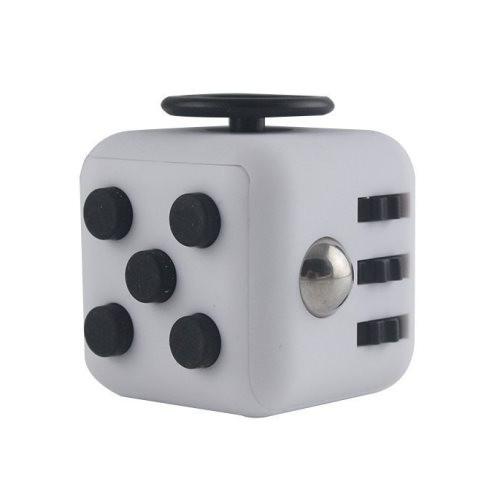Оригинальный кубик Fidget Cube в подарочной картонной упаковке - Интернет-магазин Elektromax в Киеве