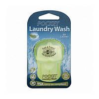 Мыло Sea to Summit ATTPLW Pocket Laundry Wash Soap 50 листов