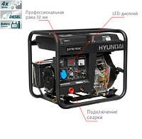 Сварочный генератор серии HYUNDAI DHYW 190 AC