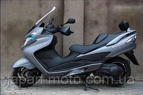 SUZUKI SKYWAVE 400 LMTD ABS (новый) серый металлик