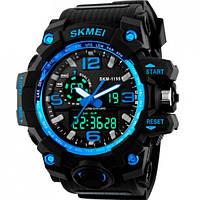 Спортивные Мужские часы Skmei Hamlet Blue