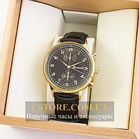 Мужские оригинальные часы Guardo gold grey 04739g-10601, фото 1