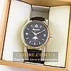 Мужские оригинальные часы Guardo silver black 04751g-10618
