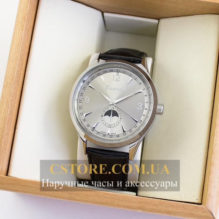 Мужские оригинальные часы Guardo silver silver 04754g-10618