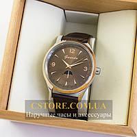 Мужские оригинальные часы Guardo silver brown 04756g-10618, фото 1
