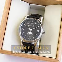 Мужские оригинальные часы Guardo silver black 04753g-10618, фото 1
