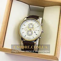 Мужские оригинальные часы Guardo silver white 04766g-10602, фото 1