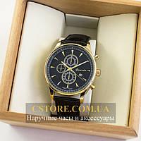 Мужские оригинальные часы Guardo gold black 04767g-10602, фото 1
