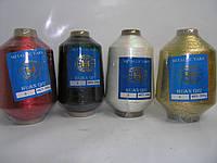 Нитка люрекс для вязания и вышивки