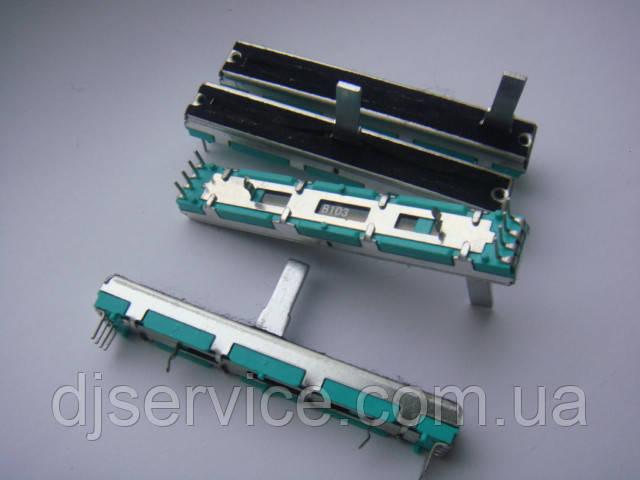 Питч-фейдер 60мм B10K 4x4 для контроллеров