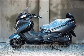 SUZUKI SKYWAVE 650 LX ABS L6 (новый) черный