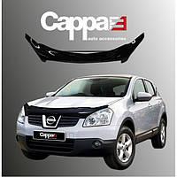 Nissan Qashqai 2007-2010 гг. Мухобойка CappaFe