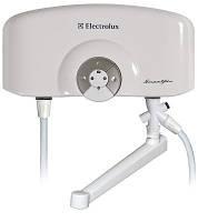 Электрический проточный водонагреватель Electrolux Smartfix 3,5 T (кран)