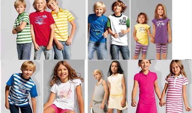 Детская одежда Германия для мальчиков и девочек в наличии