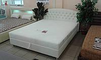 Кровать двуспальная с матрацем (наличие салон Ирпень)