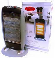 Тепловентилятор галоген Quartz Heater WX-455