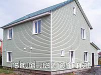 Сайдинг стеновой Альта-Профиль светло-серый