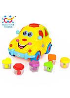 Развивающие и обучающие игрушки «Huile Toys» (516) Фруктовая машинка (звук. эффекты)