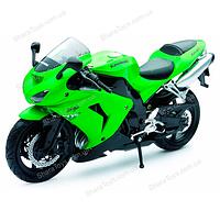 Масштабная модель мотоцикла Kawasaki ZX-10R