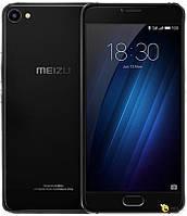 Meizu Смартфон Meizu U20 332 Black 5.5 ' ' 1920x1080 Helio P10 8x up 1.8GHz 135Mp microSD 3260mAh LTE 2SIM