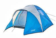 Четырехместная палатка Coleman 1004  (Польша)