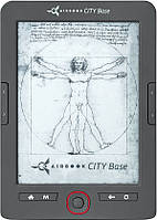 "Электронная книга AirBook City Base Grey; 6"" (1024х758) E Ink Pearl HD"