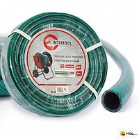 INTERTOOL Шланг для полива 3-х слойный 34 & quot; , 20 м, армированный PVC INTERTOOL GE-4043