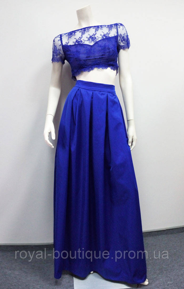 d55e62a6842 Платье топ и юбка - Магазин женской одежды «Роял-бутик» в Белой Церкви