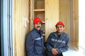 Идеи для ремонта застекленного балкона
