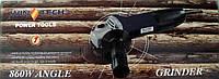Болгарка Wintech WAG-125/860, фото 1