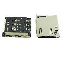 Конектор Sim Sony E2303 Xperia M4 Aqua LTE/ E2306/ E2312/ E2333/ E2353/ E2363