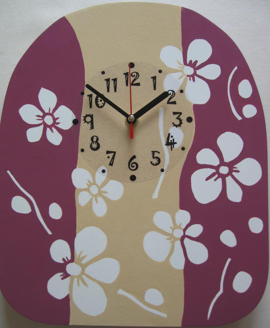 Детские настенные часы «Орхидеи», Funny Animals