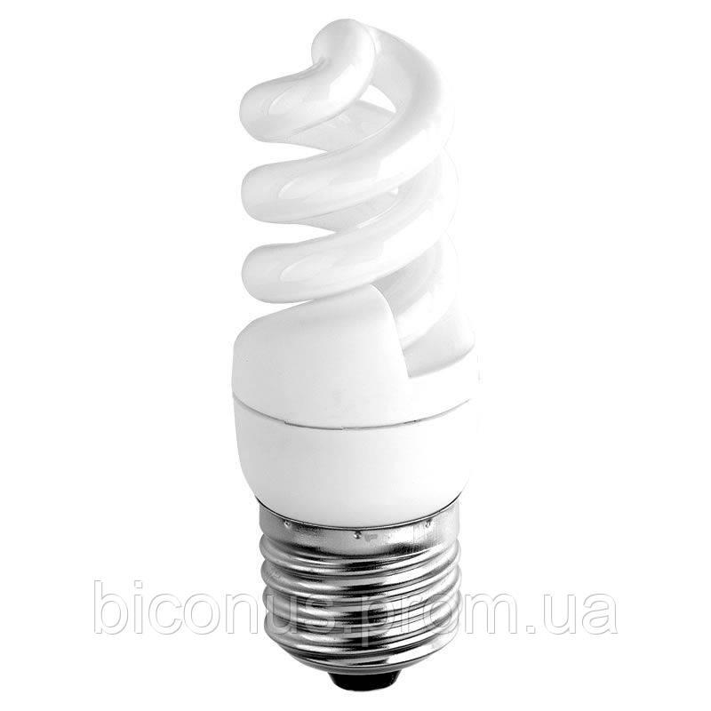 Энергосберегающая лампа  Micro Spiral   SL-472 (7W) 4100K  E27  SVOYA