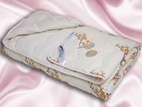 Одеяло шерстяное стёганное Дримко Феличита 155х215