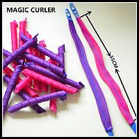 Волшебные бигуди Magic Leverag 55см х 2,5см х 18шт.