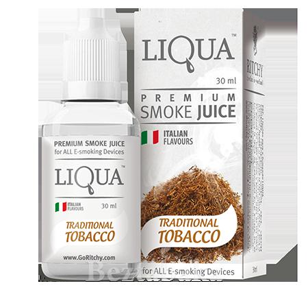 Табак   Traditional tobacco - Liqua (0 мг   30 мл)