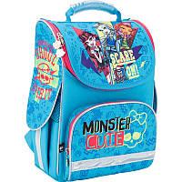 Рюкзак школьный каркасный (ранец) 501 Monster High (MH17-501S)