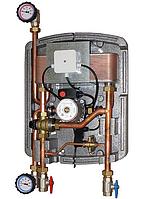 Насосна група BRV ModvFresh 1 031100-50-20-SE для систем ГВП з термостат. управл. и термометром, фото 1