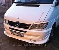 Mercedes Sprinter 901 Реснички (под покраску)