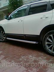 Бічні майданчики Fullmond Nissan Qashqai