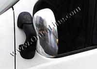 Накладки на зеркала Opel Vivaro (пласт.)