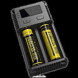 Зарядное устройство Nitecore new i2 (оригинал). Гарантийное обслуживание