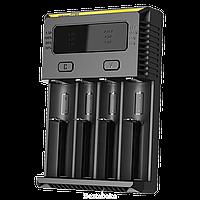 Зарядное устройство Nitecore new i4 (оригинал). Гарантийное обслуживание