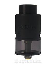 Vgod Tricktank Pro RDTA Black дрип атомайзер (оригинал). Гарантийное обслуживание