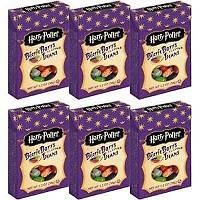 6шт.  - Jelly Belly Bertie Bott's Harry Potter - Выгодное предложение!