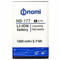 АКБ оригинал Nomi NB-177 i177/ i180/ i181